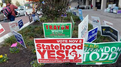 yes to dc statehood