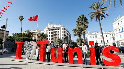 Tunisia's tourism sector hopes for a quick recovery as borders reopen