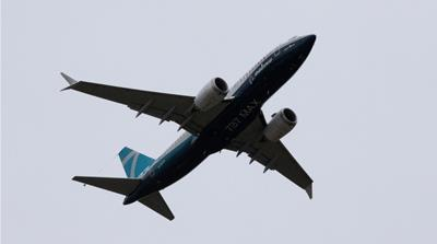 Boeing 737 MAX returns to skies