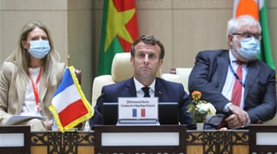 Macron says new tactics 'shifted the dynamic' in Sahel fight