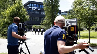 Police search Wirecard offices in Germany, Austria for $2.1bn
