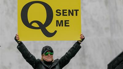 QAnon: Is pro-Trump conspiracy movement going mainstream?