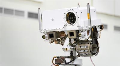 Câmera Perseverança Mars Rover