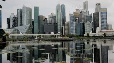 Record plunge: Singapore enters recession with 41% contraction