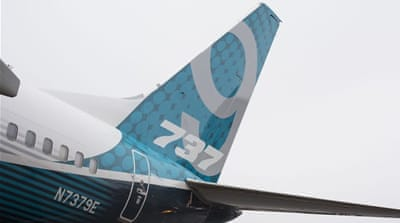 Europe trails US on Boeing 737 MAX recertification test flights