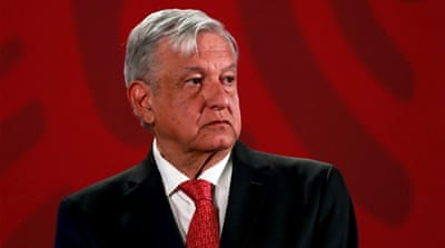 Mexican president sticks to no-war approach after cartel video