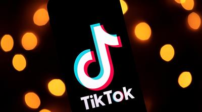 TikTok's different tools were simple to use for those who do not speak or read English or Hindi, and the app worked well on low-speed internet [Lionel Bonaventure/AFP]