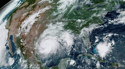 Texas braces for year's first hurricane amid coronavirus outbreak