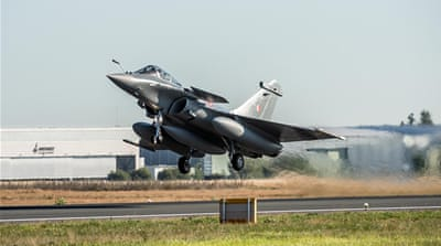 Rafale: First French fighter jets head to India after purchase