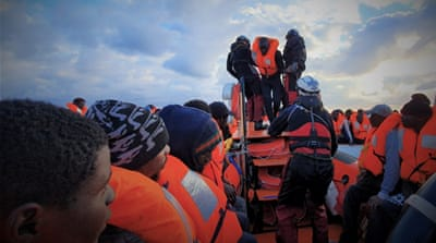 Suicide attempts, fights engulf rescue boat carrying 180 migrants