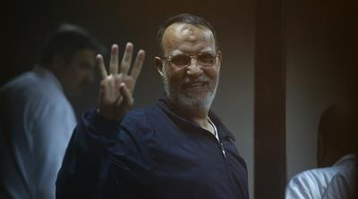 Top Muslim Brotherhood leader dies in Cairo prison