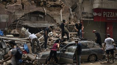 Testing the limits of Lebanese resilience in Beirut
