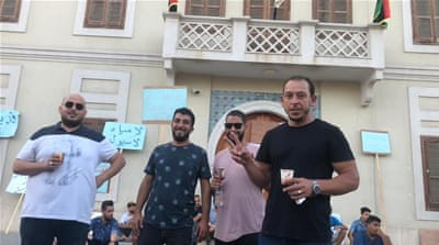 Libya: 2nd day of Misrata protests over corruption, poor services