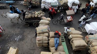 India informal economy