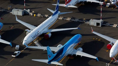FAA proposes requiring four key Boeing 737 MAX design changes