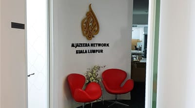 Malaysian police raid Al Jazeera's office, seize computers