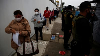 Hundreds of Peru women, girls gone missing during virus lockdown