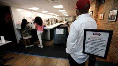 US: Why were Black-owned businesses the hardest hit by pandemic?