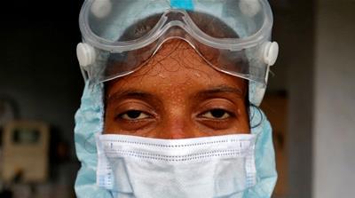 India coronavirus cases cross two million