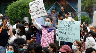 Pakistan arrests suspect in highway gang rape case amid protests
