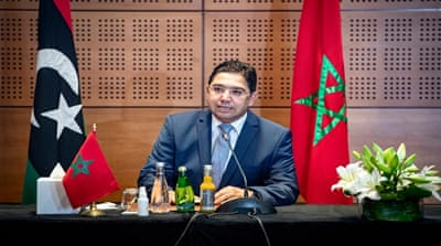 Rival Libyan administrations hold talks in Morocco