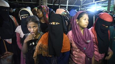 Rohingya women raise their voices