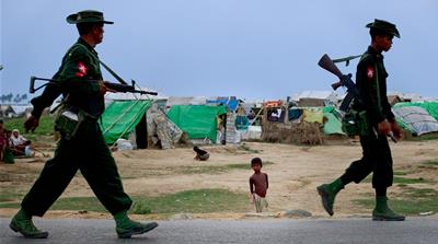 Myanmar troops confirm atrocities against Rohingya: rights group
