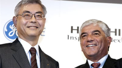 Hitachi and GE in nuclear deal