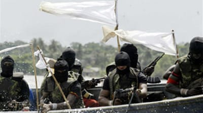 Raid on Nigerian oil facility