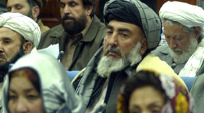 Afghan tribes negotiate with Nato