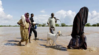 More than 80 dead in Africa floods