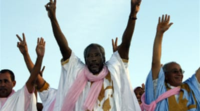 Voting ends in Mauritania