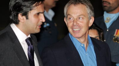 Blair set to boost Pakistan funding