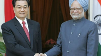Hu: Sino-India pact good for Asia