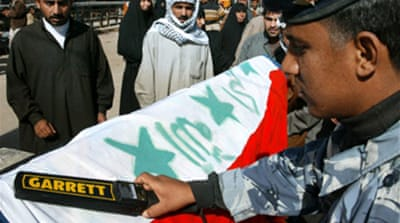 Iraqi deaths hit new high