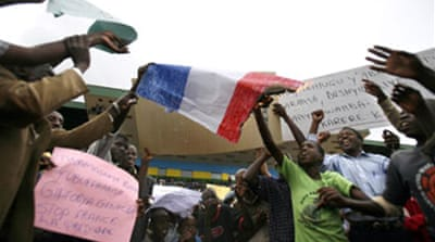 Rwanda cuts ties with France