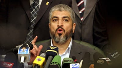 Meshaal: Mecca talks must not fail
