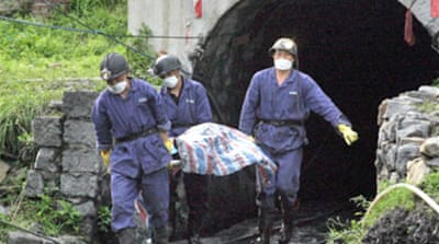 Scores die in China mine blasts