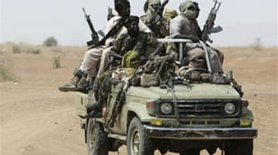 Sudan charged with Darfur air raid