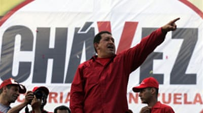 Fuelling the Chavez revolution