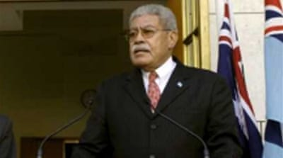 Fiji PM to meet army chief