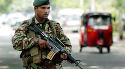 Fighting resumes in Sri Lanka