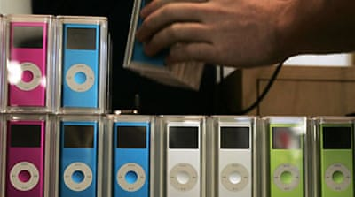 iPod gains currency