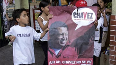 Chavez: Plot against rival foiled