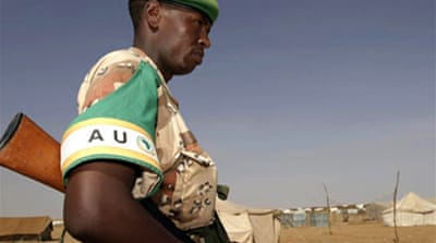 AU troops kill 3 in Darfur