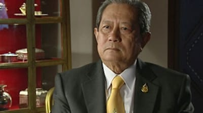 Thai PM: I did not back coup