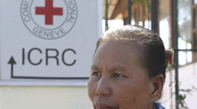 Myanmar lifts ban on Red Cross