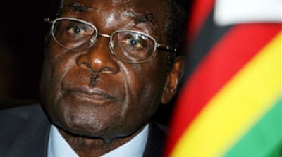 Mugabe gets backing for extension