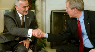 Al-Hashemi criticises Bush on Iraq