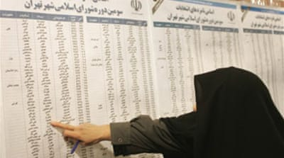 Iranians go to the polls